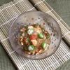 食物繊維が豊富に摂取できる心太(ところてん)サラダ